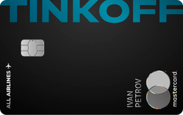 Кредитная карта Tinkoff ALL Airlines